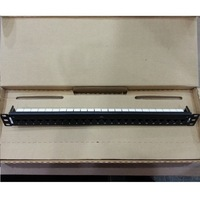 Belden CAT6 24 Port Patch Panel