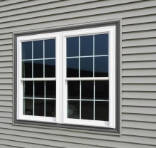 vinyl windows new construction,American double hung windows