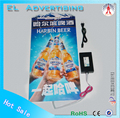 New product el advertising poster customed el advertisement el beer advertisement