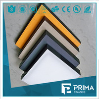 fancy color texture phenolic resin wall panel