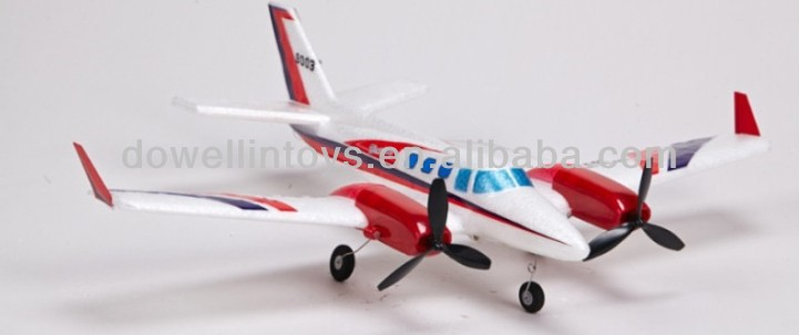Glider Aircraft 2CH EPP War Plane FLY RTF Model Plane