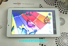 dual sim tablet 3g wifi bluetooth gps tv 7 inch android smart tablet pc with dual sim card slot