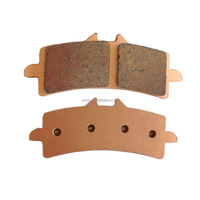No Noise Long Life HH Sintered Brake Pads FA447 for Honda CBR1000RR