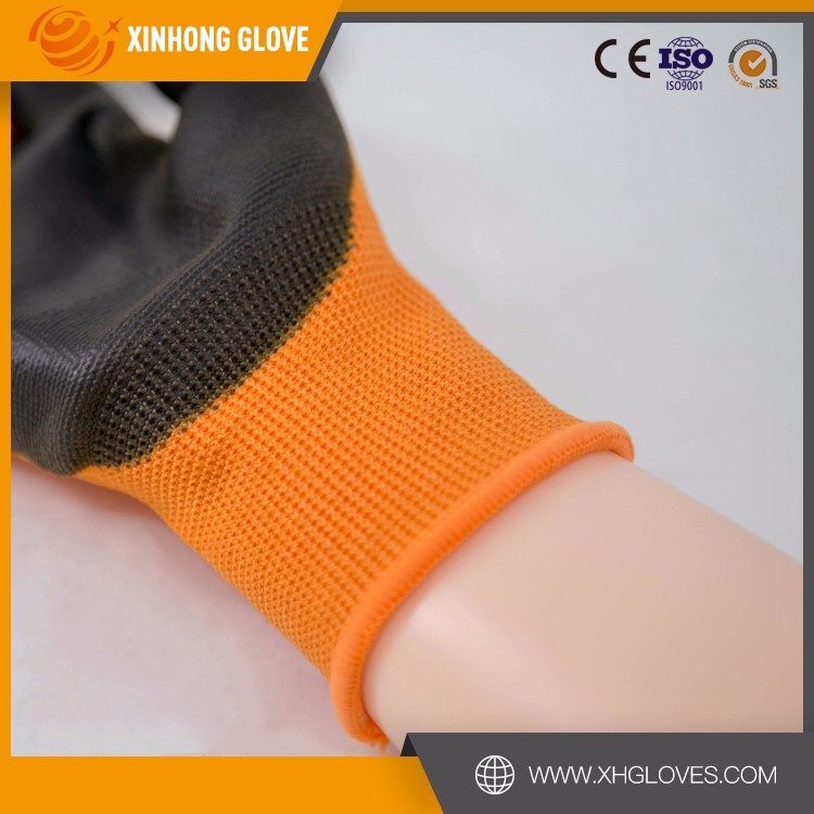 XH Good protection safety impact gloves led gloves gloves work