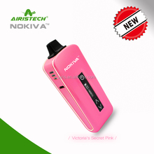 Airistech nokivavape indonesia portable vaporizer vape pen for dry herb