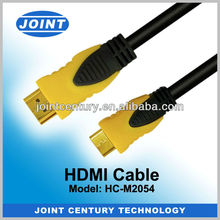 3D Right Angle Mini HDMI Cable 1.4V HDMI to Mini HDMI 19pin for PS2 LCD LED
