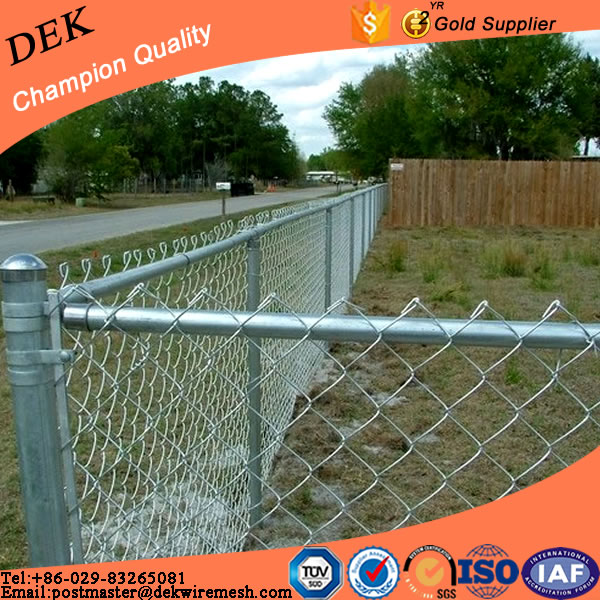 Parts lowes hot dipped galvanized chain link fence