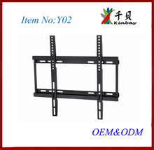 "2017 led/lcd hotel and home fixed tv wall mount/bracket ""26-55"" screenhotel tv wall stand"