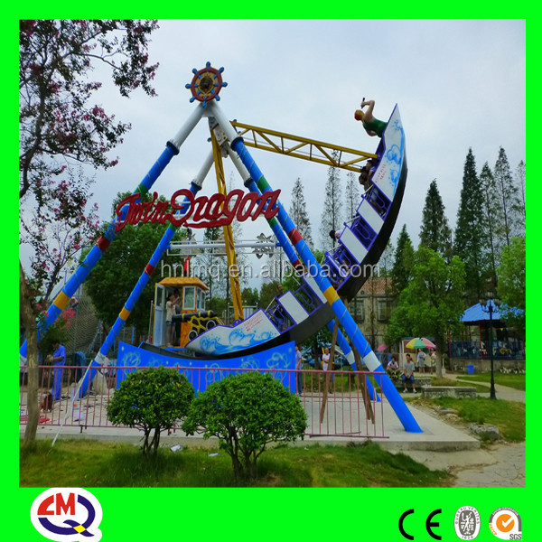 E11-7 limeiqi best kids attractions colorful inflatable pirate ship pool
