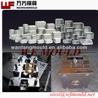ABS/PP/Fiber glass OEM custom design plastic terminal block moulds