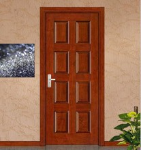 waterproof latest design wooden door interior door room pvc interior split doors