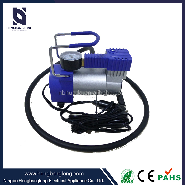 35LPM metal air compressor hydrogen tire inflation