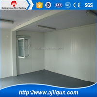 cheap prefabricated living houses sandwich panel prefabricated building shipping container homes for sale