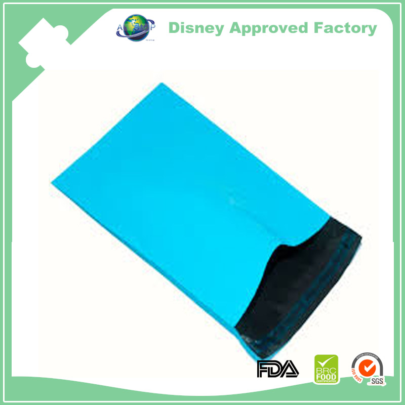 self adhesive Strong Side Plastic custom mailing envelope bags