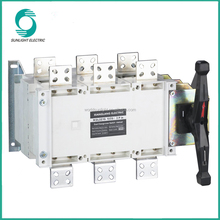 Dual power static transfer switch 1A~3200A for Generator