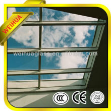 glass roofing panels with CE/CCC/SGS/ISO