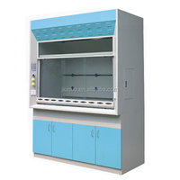 Chemical resistant furniture fume hood chemical steel furniture