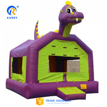 Hot sale purple dragon inflatable bouncer jumper, bouncy house for kids, inflatable jumping castle for promotion