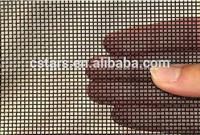 SS316 square hole welded wire mesh