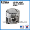 Good Quality Piston Kit for Best CG125 , Hot Sell Best CG125 Motorcycle Parts!! Best CG125 Motorcycle Piston Kit,