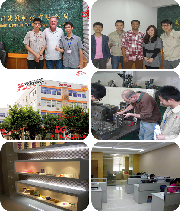 hot runner 2 cavties PS ariline cup injection molding