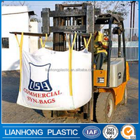Construction jumbo bag FIBC Big Container bags 1000kg, wholesale Woven JUMBO/FIBC/BIG Bag