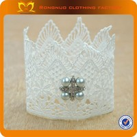 The Newest Style Tall Big Large Pageant Crystal Round Tiara Crown