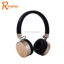 Ranphys customize logo bt-009 V4.1 wireless headphones mega bass sport headset