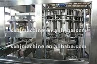 full automatic edible oil bottling line/machine in food