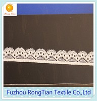 Fashional embroidered design trim lace for DIY accessories