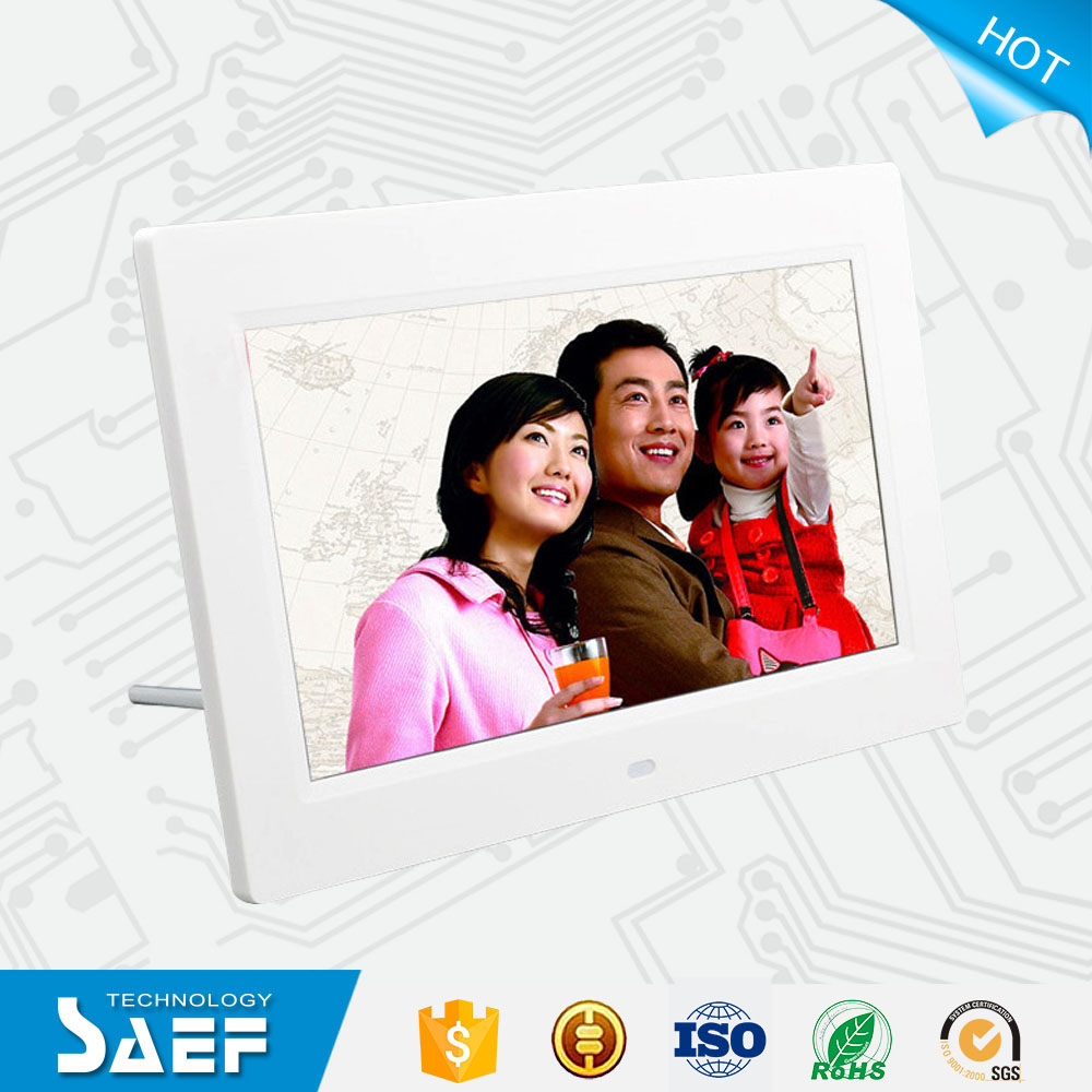"10 Inch Multi Functional Digital Photo Frame Video Play Mp4 Digital Picture Frame 7"" 8"" 10"" 12"" 15"""
