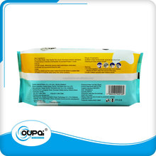 OEM china supplier cleaning daily pet wet wipes