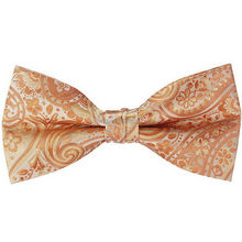 OEM cheapest silk fabric bow tie