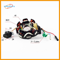 110CC 125CC Engine 8 Pole Coil Stator for ATV Quad
