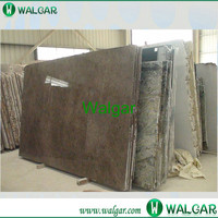 Flamed Galattica Purple granite cube stone With High Quality