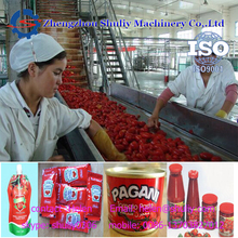 tomato paste factory/High technology jam making machine/tomato sauce machine what's app: 0086-13703827012