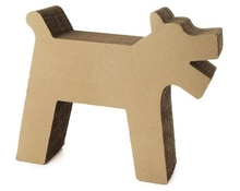 cardboard toy,corrugated pet scratcher,cardboard cat bed
