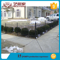 """2015 New style cheap metal panel fencing/modular fence panels/ornemantal gate fence"