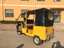 Gasoline power/electric tricycle TEB-88 different size e-rickshaw for passenger