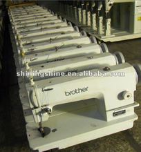2013 hot sale used japanese brother industrial sewing machine