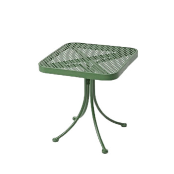 Wrought Iron Small Coffee Side Table