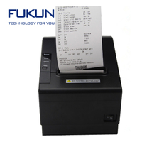 Support Esc Pos Commands Thermal Printer