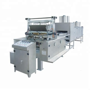 Haitel soft jelly gummy candy making machine