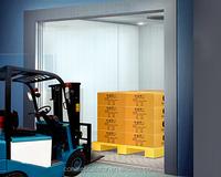 Top sale Cargo elevator for big opening door size