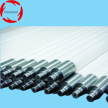 Precision Size advanced ceramic roller For Furnace Kiln