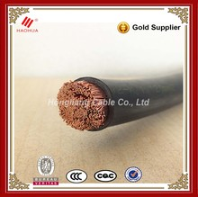NO.3668- 600V Low Voltage Copper Rubber Insulate 16mm2 25mm2 35mm2 50mm2 70mm2 Welding Cable