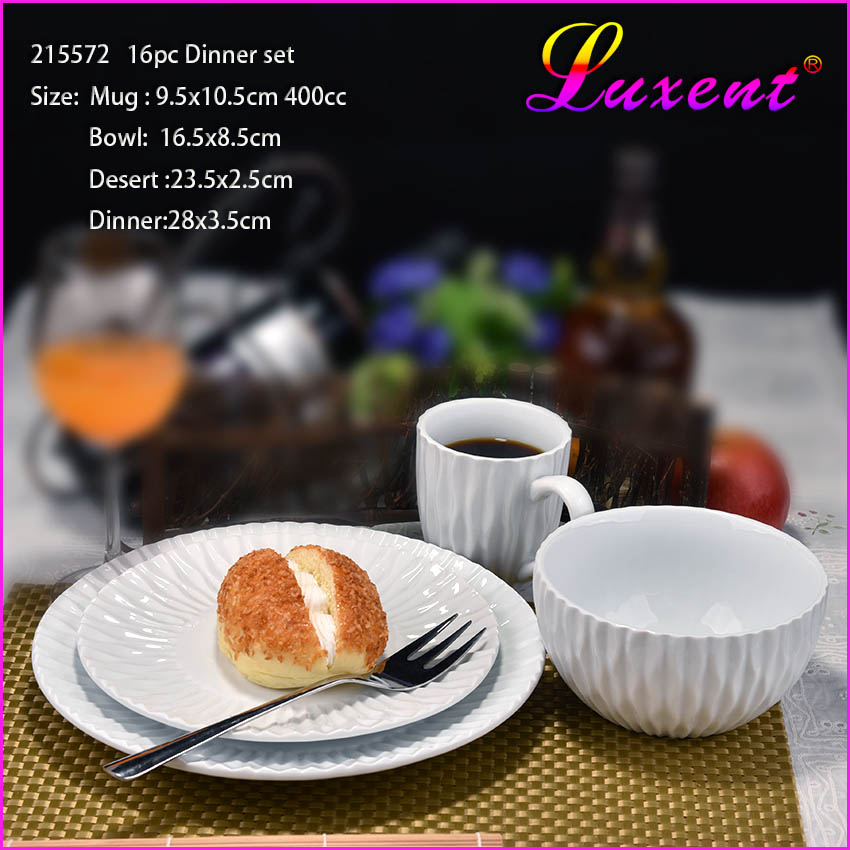 Wholesale cheap price Porcelain Plate, Cheap Dinner Plates Serving Dishes, Soup Plate