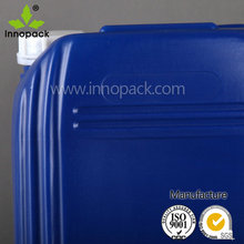 HDPE jerry can fuel / edible oil/ refrigerating fluid plastic pail 20L /5 gallon
