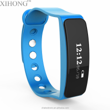 Promotion gift IP66 long time standby wholesale led smart bracelet watch