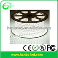 High voltage 220v waterproof led strip light